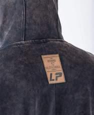 """Mikina s kapucí 4066-866 """"STONE WASH"""""""