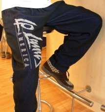 Kalhoty s potiskem 6202-922