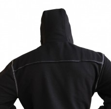 Bunda s kapucí 4091-864