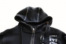 Bunda s kapucí 4154-835