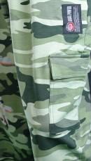 6202-888 Kalhoty s potiskem