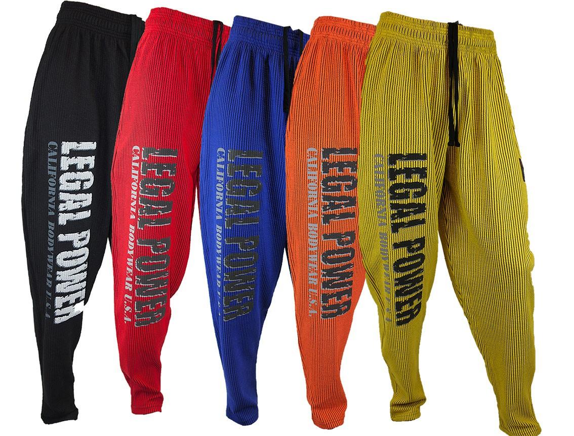 Kalhoty s potiskem 6201-405