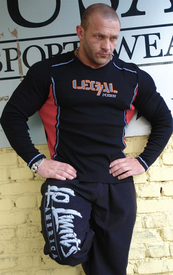 Elastické triko dlouhý rukáv 2402-101